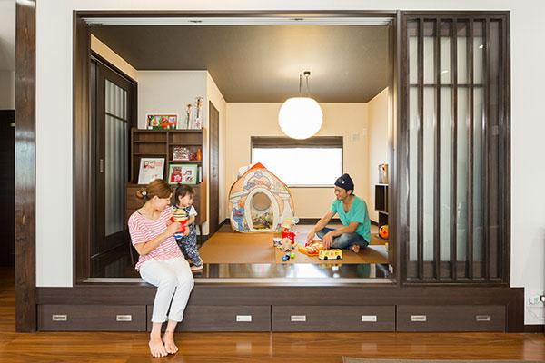 快適性や住み始めてからのランニングコストまでを大切にした提案